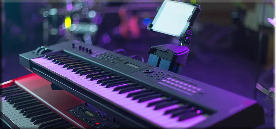 Keyboards and other Instruments